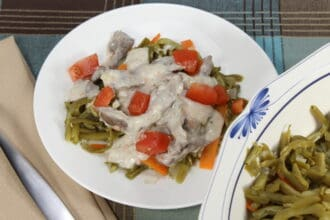 The Best Gluten Free Beef With Rosemary Cream Sauce Recipe Ever