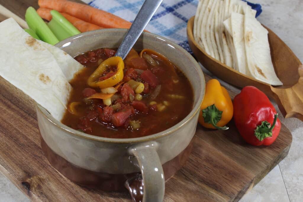 gluten free tex mex soup recipe
