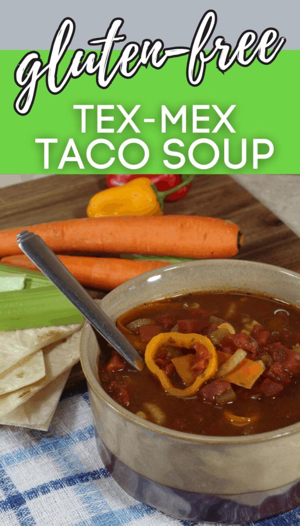tex mex soup gluten free
