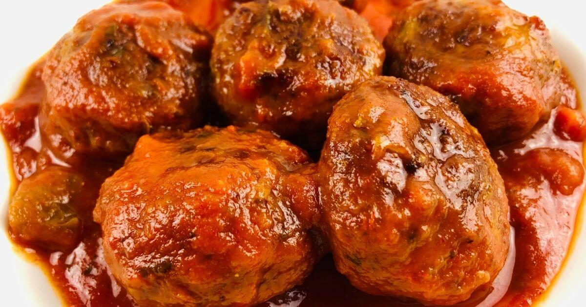 what is the secret to tender meatballs