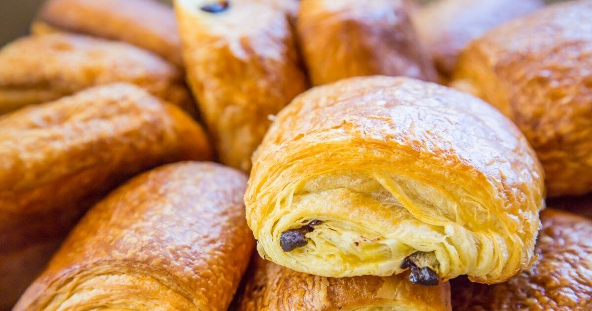 pastries made using one of the best gluten free flour brands